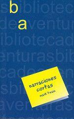 Libro NARRACIONES CORTAS