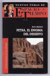 Libro PETRA, EL ENIGMA DEL DESIERTO