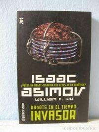 Libro ROBOTS EN EL TIEMPO: INVASOR