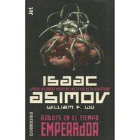 Libro ROBOTS EN EL TIEMPO: EMPERADOR