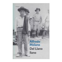 Libro EL LLANO LLANO. RELATOS Y TESTIMONIOS