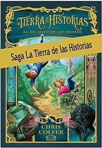 Libro LA TIERRA DE LAS HISTORIAS