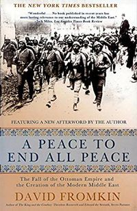Libro A PEACE TO END ALL PEACE