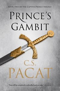 Libro PRINCE'S GAMBIT (THE CAPTIVE PRINCE TRILOGY) #2