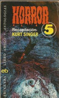 Libro HORROR