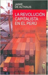 Libro LA REVOLUCIÓN CAPITALISTA EN EL PERÚ