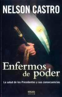Libro ENFERMOS DE PODER