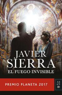 Libro EL FUEGO INVISIBLE