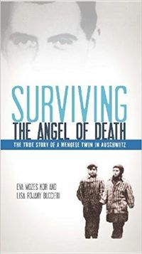 Libro SURVIVING THE ANGEL OF DEATH: THE STORY OF A MENGELE TWIN IN AUSCHWITZ
