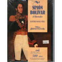 Libro SIMON BOLIVAR, EL LIBERTADOR