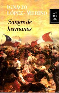 Libro SANGRE DE HERMANOS