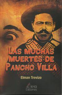 Libro LAS MUCHAS MUERTES DE PANCHO VILLA