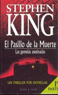 Libro EL PASILLO DE LA MUERTE: LAS GEMELAS ASESINADAS
