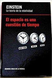Libro LA TEORÍA DE LA RELATIVIDAD DE EINSTEIN