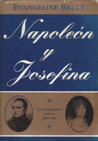 Libro NAPOLEÓN Y JOSEFINA