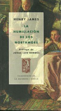 Libro LA HUMILLACIÓN DE LOS NORTHMORE