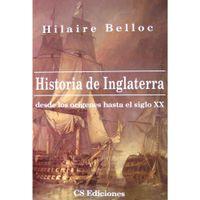 Libro HISTORIA DE INGLATERRA