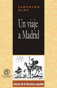 Libro UN VIAJE A MADRID