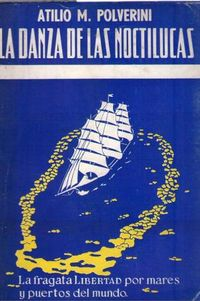 Libro LA DANZA DE LAS NOCTILUCAS