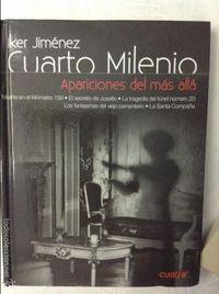 Libro APARICIONES DEL MÁS ALLÁ (CUARTO MILENIO #8)
