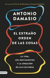 Libro EL EXTRAÑO ORDEN DE LAS COSAS
