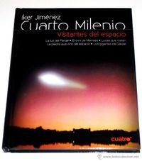 Libro VISITANTES DEL ESPACIO (CUARTO MILENIO #16)