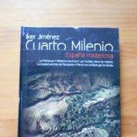 Libro ESPAÑA MISTERIOSA (CUARTO MILENIO #21)