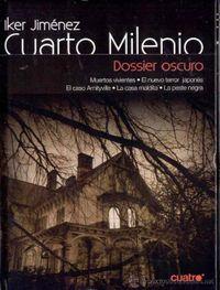 Libro DOSSIER OSCURO (CUARTO MILENIO #22)