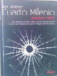 Libro ASESINOS NATOS (CUARTO MILENIO #24)