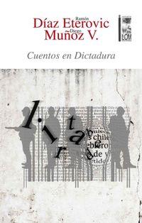 Libro CUENTOS EN DICTADURA