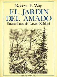 Libro EL JARDÍN DEL AMADO