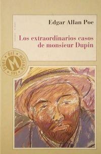 Libro LOS EXTRAORDINARIOS CASOS DE MONSIEUR DUPIN