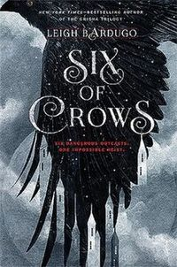Libro SIX OF CROWS