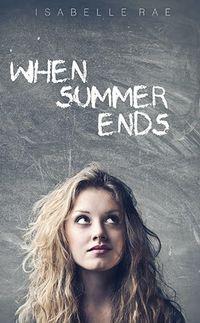 Libro WHEN SUMMER ENDS