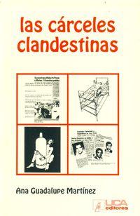 Libro LAS CÁRCELES CLANDESTINAS
