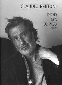 Libro DICHO SEA DE PASO