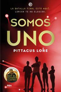 Libro SOMOS UNO (LOS LEGADOS DE LOREIN #7)