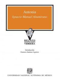 Libro ANTONIA