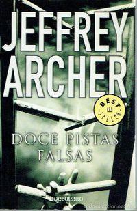 Libro DOCE PISTAS FALSAS