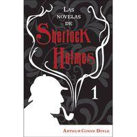 Libro LAS NOVELAS DE SHERLOCK HOLMES #1