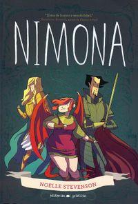Libro NIMONA