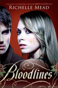 Libro BLOODLINES #1