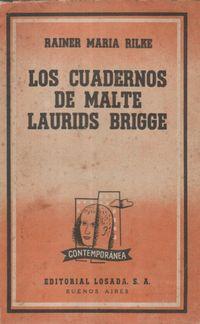 Libro LOS CUADERNOS DE MALTE LAURIDS BRIGGE
