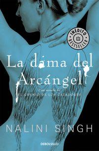 Libro LA DAMA DEL ARCÁNGEL (EL GREMIO DE LOS CAZADORES #3)
