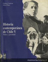 Libro HISTORIA CONTEMPORÁNEA DE CHILE V