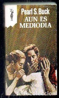 Libro AÚN ES MEDIODÍA
