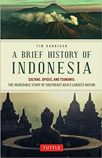 Libro A BRIEF HISTORY OF INDONESIA: SULTANS, SPICES, AND TSUNAMIS: THE INCREDIBLE STORY OF SOUTHEAST ASIA'S LARGEST NATION