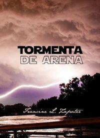Libro TORMENTA DE ARENA (LUNA AZUL #2)