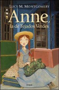 Libro ANNE, LA DE TEJADOS VERDES
