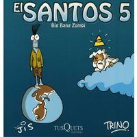 Libro BIG BANG ZOMBI (EL SANTOS #5)